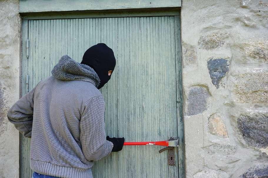 Burglary in Wisconsin