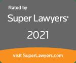 Super Lawyers 2021 Patrick Stangl Madison Criminal Defense