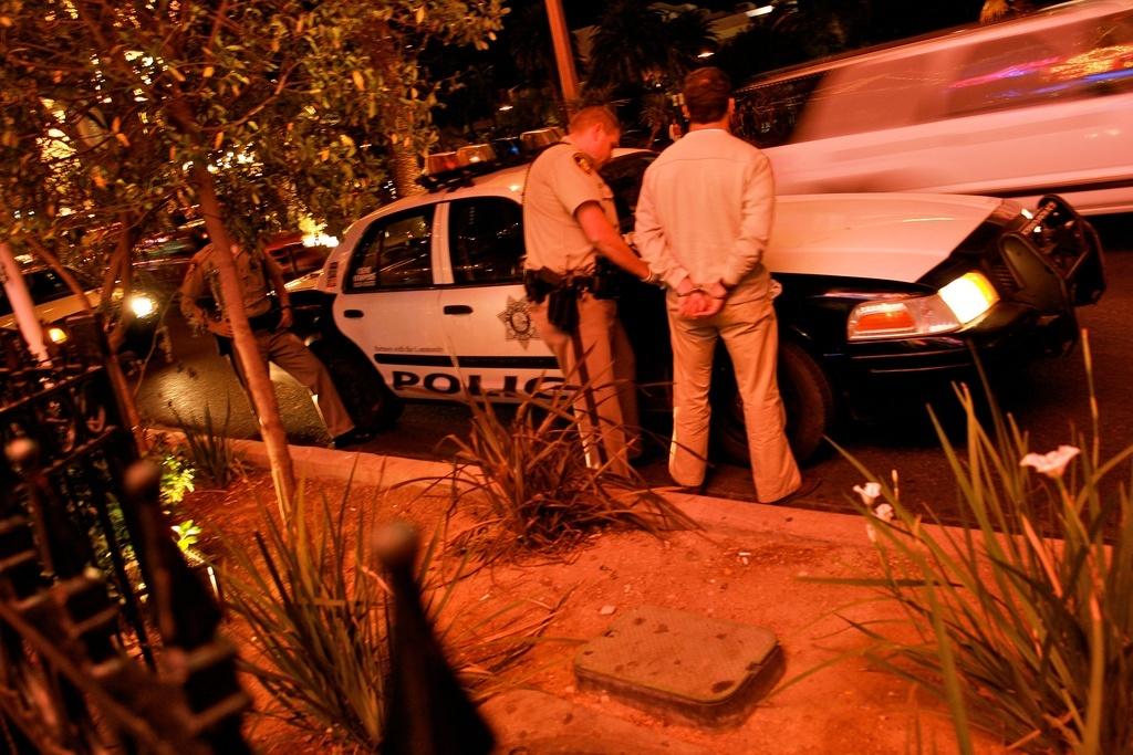 Arrested for Battery
